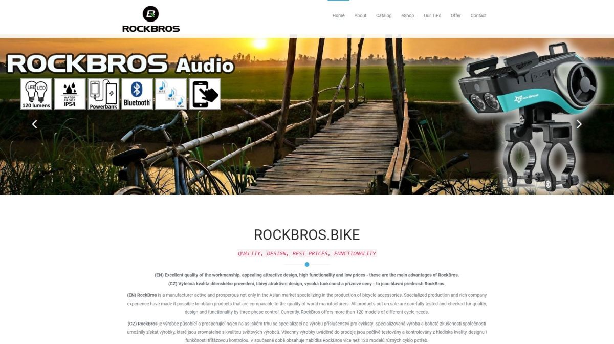 https://rockbros.bike/